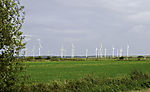 windpark in East Frisia