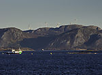 Norwegens Zukunft Windenergie und Aquafarm
