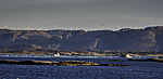 Norways future windpower and fishfarm
