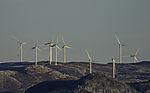 windpark at Norways westcoast