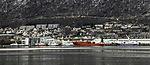 Hochbetrieb im Fischereihafen von Tromsö