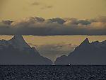 Fischerboot vor Lofoten