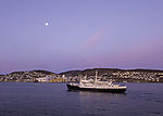 Hurtigrute MS Lofoten vor Harstad