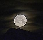 Mondnacht über Kvalöya