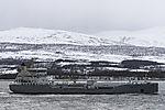 Tankschiff Ternsund bei Tromsö