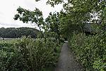 Feldweg Norden in Ostfriesland