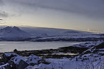 polar night in Tromso