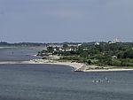 Strand in Kieler Förde