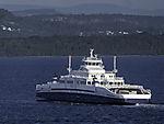 ferry Basto Fosen in Oslo fjord