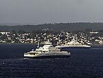 Fähren im Oslofjord
