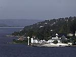 restaurant villa Malla at Oslofjord
