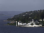 Restaurant Villa Malla am Oslofjord