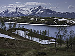 Frühling im Korgfjellet