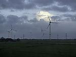 Windräder in Ostfriesland