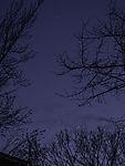 zunehmende Mondsichel mit Venus