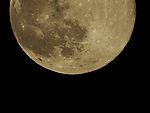 März-Vollmond mit Krater Tycho