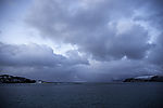 coastal landscape in northern Norway near island Haaja