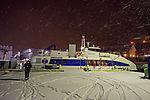 ambulance ship in Skjervöy