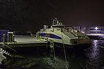 catamaran ferry in Skjervöy