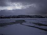 frozen Ramfjorden