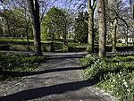 old churchyard in Norden