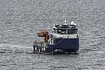 Fischerboot Julie Sofie nahe Tromsö