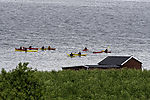 sea paddlers training