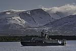 norwegischer Eisbrecher Kronprins Haakon