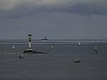 Segelboote in Kieler Förde