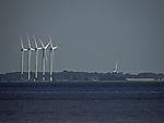 Windpark auf Seeland