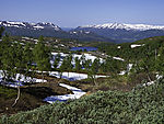 Tennvatnet auf Korgfjell
