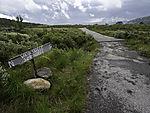 Wasserscheide in Südnorwegen