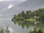cabin at river Losna