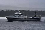 Fischdampfer Havstrand bei Tromsö