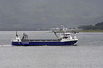 salmon food transport vessel Rubin