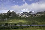 U-Tal auf Kvaløya