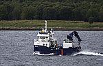 kleines Fischerboot bei Tromsö