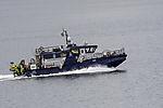 Inspektionsschiff Eir der norwegischen Fischereiaufsicht