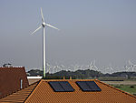 Windpark in Ostfriesland