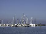 Sportboothafen in Norddeich