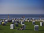 Strandkörbe in Norddeich