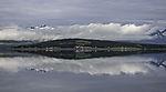 Wolken über Insel Haaköya