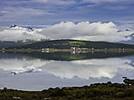 clouds over island Haaköya