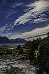 Sonne über Sörfjorden