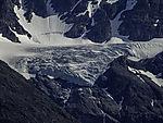 little glacier in Goverdalen
