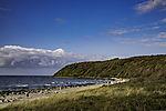 westcoast of island Hiddensee