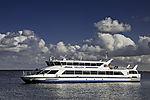 ferry Gellen near Kloster harbour