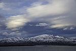 Sturmwolken über Kvalöya