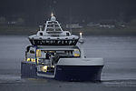 world's first hybrid wellboat Ro Vision