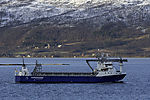 salmonfood freighter Rubin